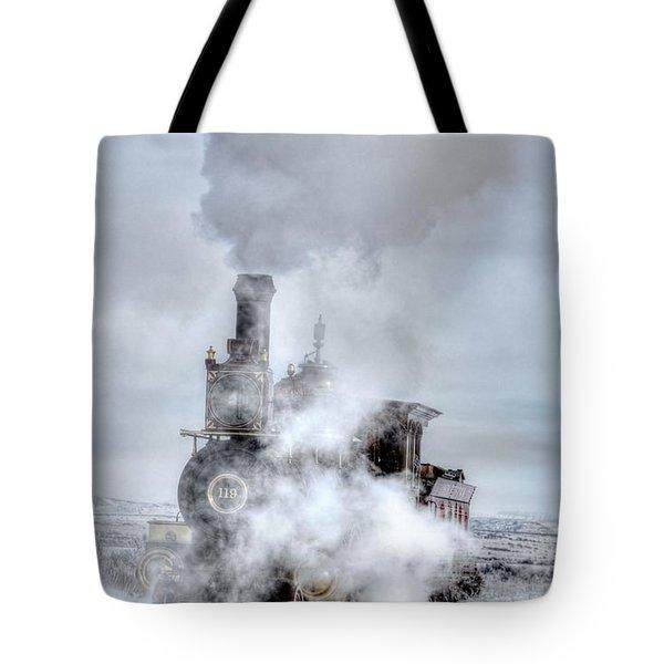 No 119 Tote Bag