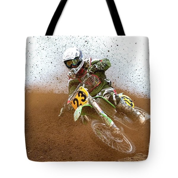 Tote Bag featuring the photograph No. 23 by Jerry Fornarotto