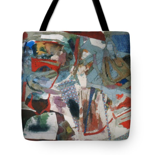 No 3 In A Series Of Assemblages Tote Bag
