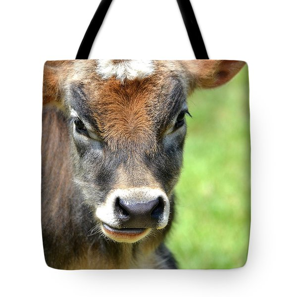 No Bull Tote Bag by Deena Stoddard