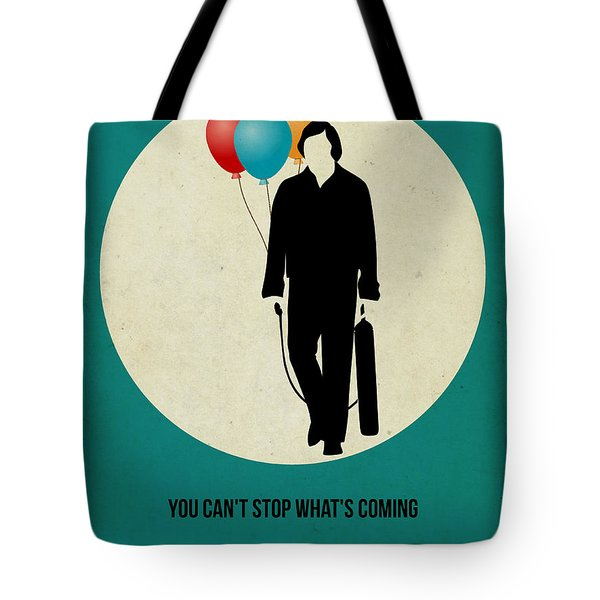 No Country For Old Man Poster 2 Tote Bag by Naxart Studio