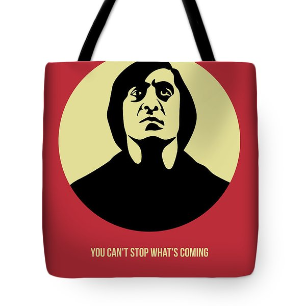 No Country For Old Man Poster 3 Tote Bag