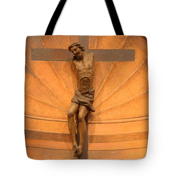 No Hands But Yours Tote Bag by Bob Christopher