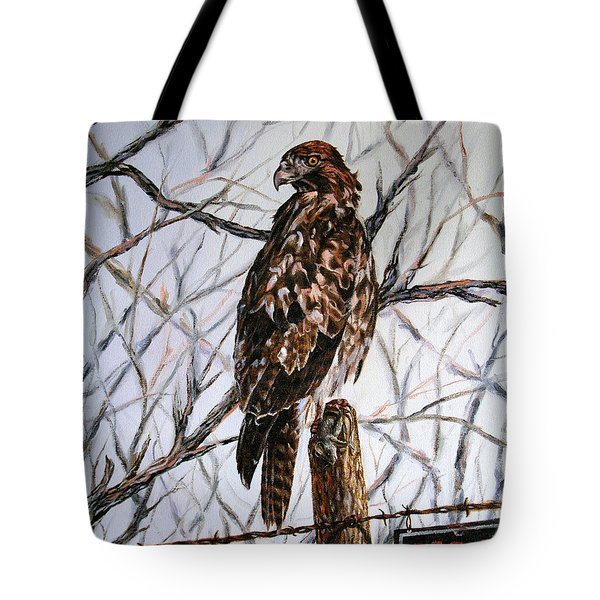 No Hunting Tote Bag