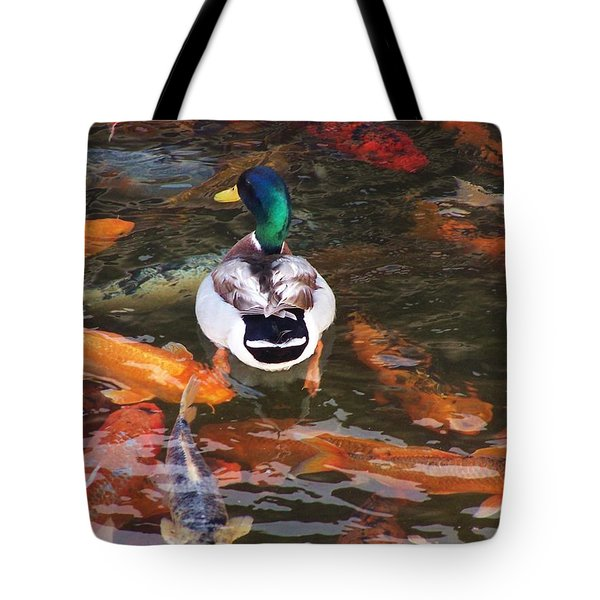 No Intimidation Tote Bag