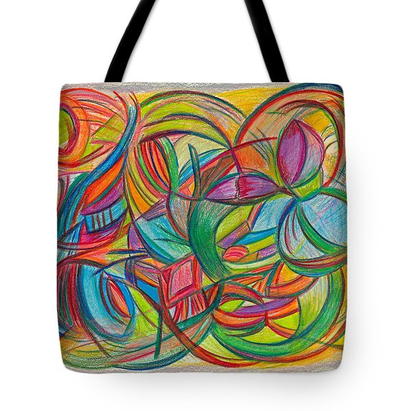 No Longer Knows Tote Bag