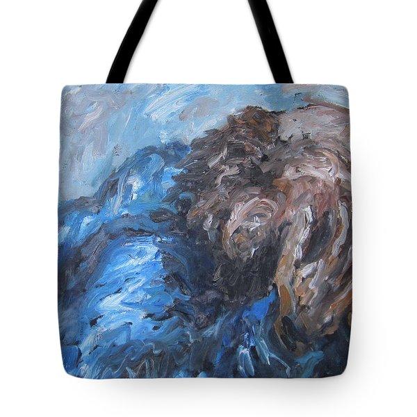 No More Tote Bag by Cheryl Pettigrew