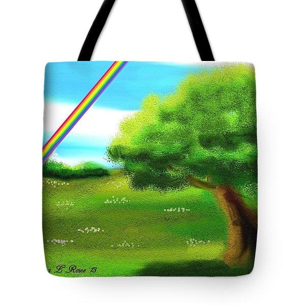 No More Rain Tote Bag by Shana Rowe Jackson