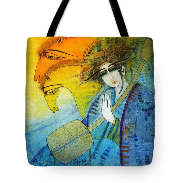 No One Can Stop My Dream Horses... Tote Bag