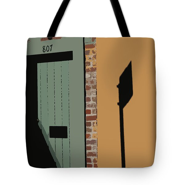 No Park Nola  Tote Bag