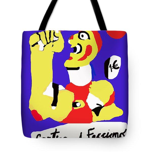 No Pasaran Tote Bag