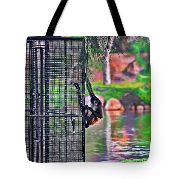 No Prison For Me  Tote Bag