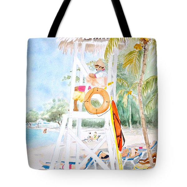No Problem In Jamaica Mon Tote Bag
