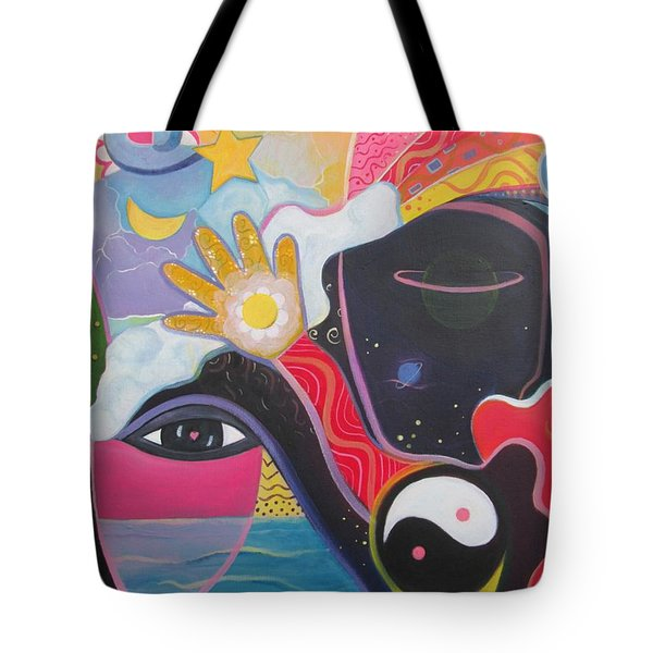 No Small Dream Tote Bag by Helena Tiainen