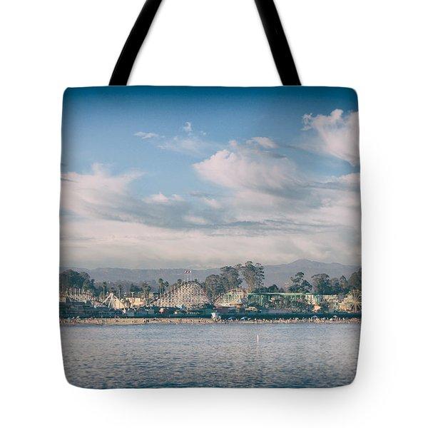 No Summertime Blues Tote Bag