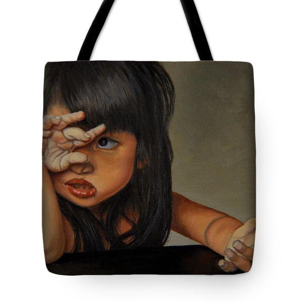 No Tote Bag by Thu Nguyen
