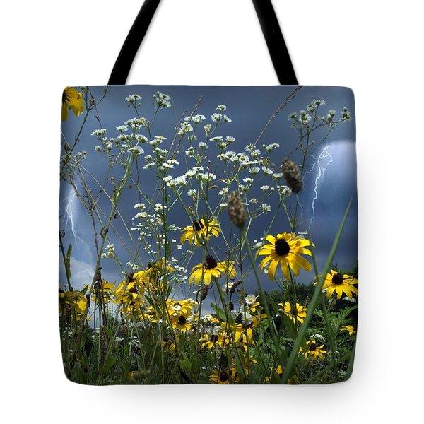 No Vase Needed Tote Bag by Bill Stephens