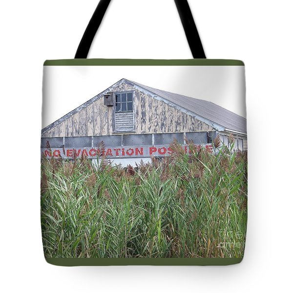 Newburyport Tote Bag by Eunice Miller