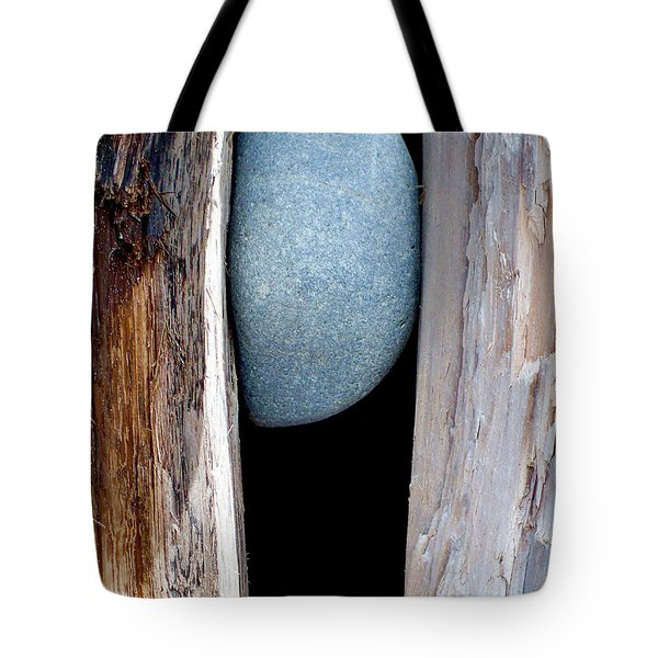 Tote Bag featuring the photograph No Way Out by Newel Hunter