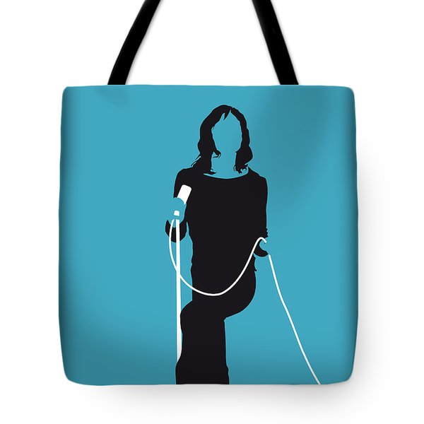 No005 My The Stones Minimal Music Poster Tote Bag