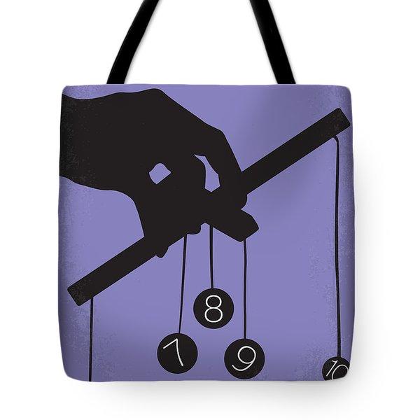 No009 My Being John Malkovich Minimal Movie Poster Tote Bag by Chungkong Art