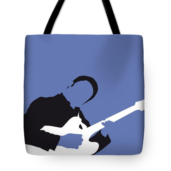 No048 My Bb King Minimal Music Poster Tote Bag
