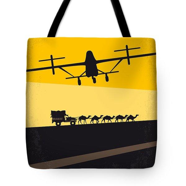 No051 My Mad Max 3 Beyond Thunderdome Minimal Movie Poster Tote Bag