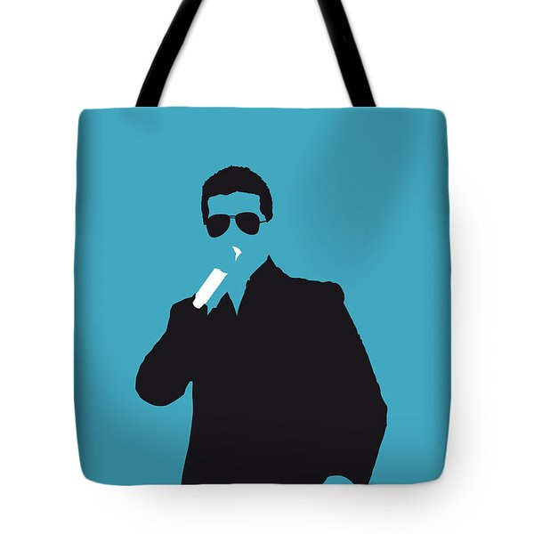 No055 My Robin Thicke Minimal Music Poster Tote Bag