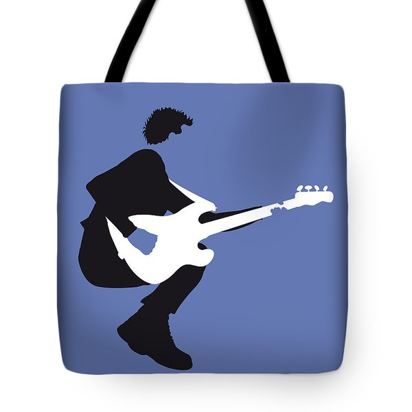 No058 My The Police Minimal Music Poster Tote Bag