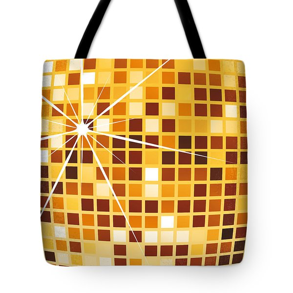 No074 My Saturday Night Fever Minimal Movie Poster Tote Bag