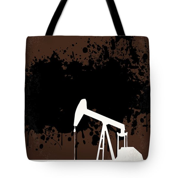 No102 My Giant Minimal Movie Poster Tote Bag by Chungkong Art
