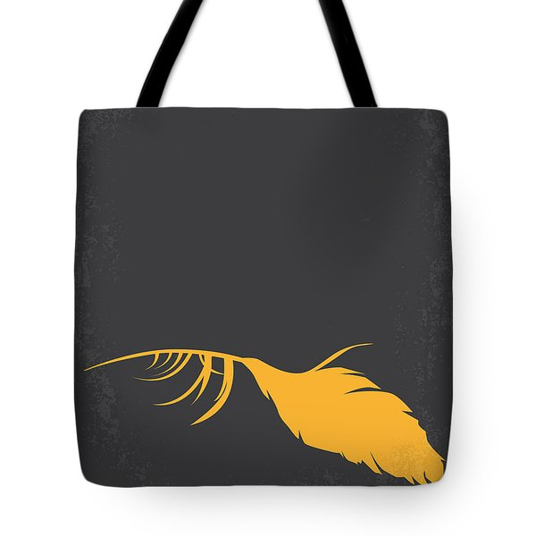 No110 My Birds Movie Poster Tote Bag