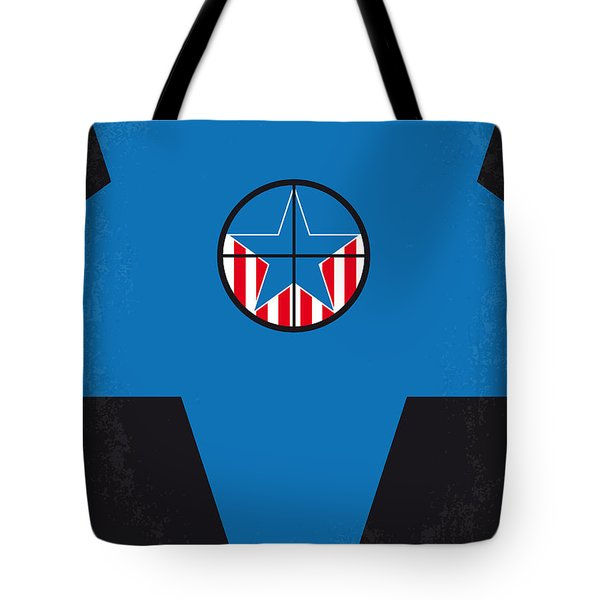 No111 My Jfk Movie Poster Tote Bag by Chungkong Art