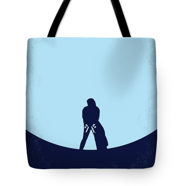 No122 My Underworld Minimal Movie Tote Bag by Chungkong Art