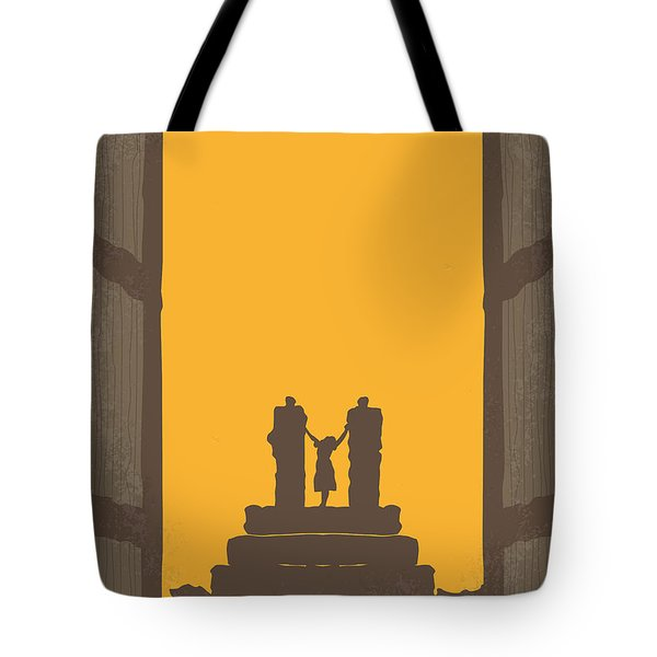 No133 My King Kong Minimal Movie Poster Tote Bag
