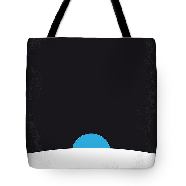 No151 My Apollo 13 Minimal Movie Poster Tote Bag