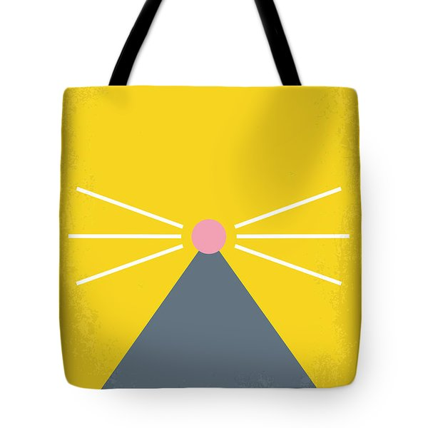 No163 My Ratatouille Minimal Movie Poster  Tote Bag