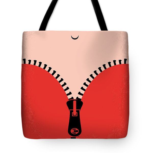 No167 My Boogie Nights Minimal Movie Poster Tote Bag