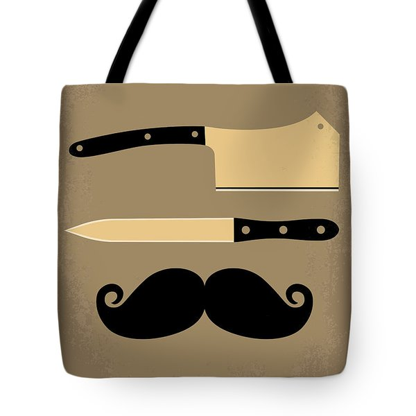 No195 My Gangs Of New York Minimal Movie Poster Tote Bag