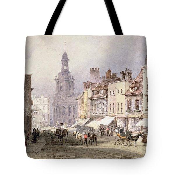 No.2351 Chester, C.1853 Tote Bag