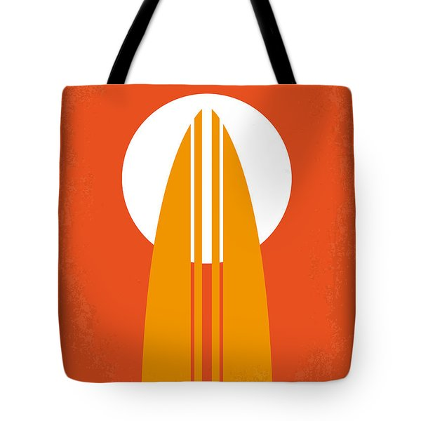 No274 My The Endless Summer Minimal Movie Poster Tote Bag by Chungkong Art