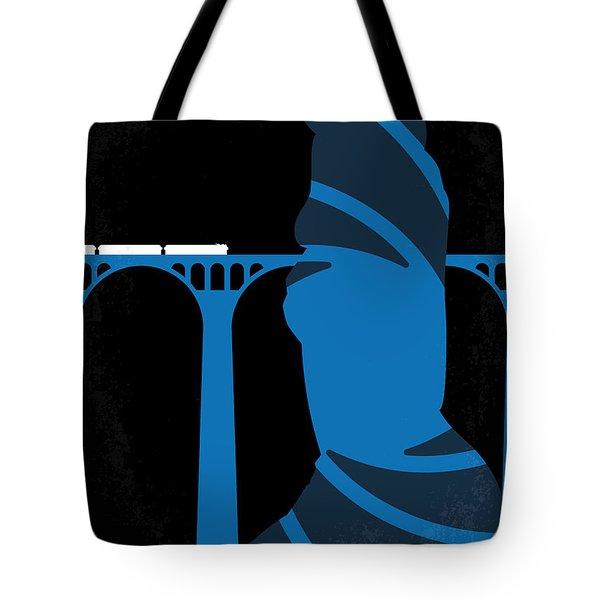 No277-007-2 My Skyfall Minimal Movie Poster Tote Bag