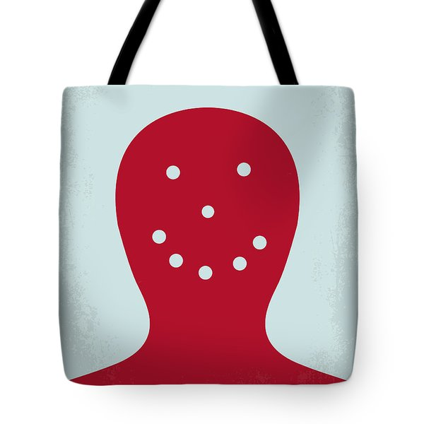 No327 My Lethal Weapon Minimal Movie Poster Tote Bag