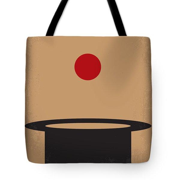 No381 My The Prestige Minimal Movie Poster Tote Bag