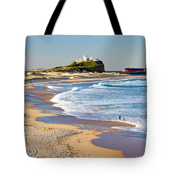 Nobby's Head 1 Tote Bag