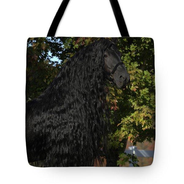 Nobility Tote Bag