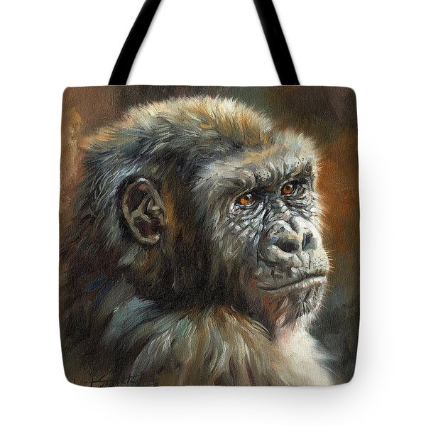 Noble Ape Tote Bag