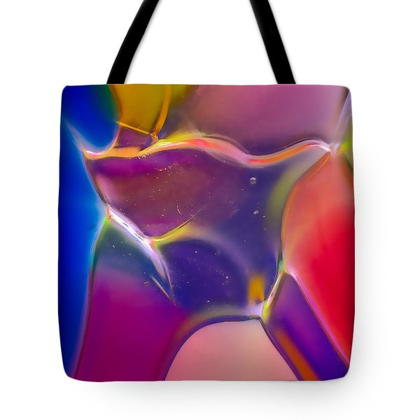 Noble Colors Tote Bag by Omaste Witkowski