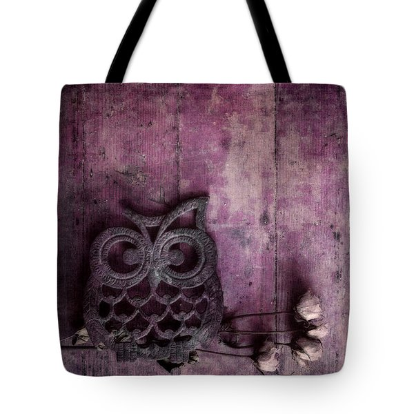 Nocturnal In Pink Tote Bag