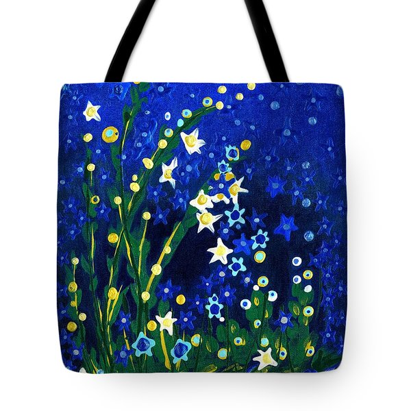 Nocturne Tote Bag by Holly Carmichael